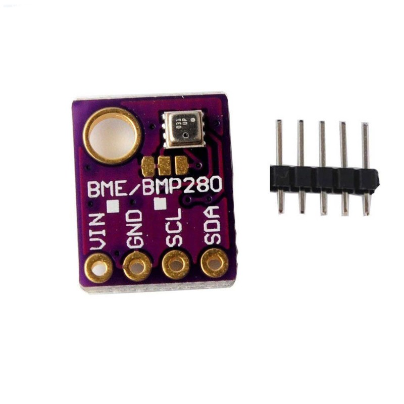 Digital TemperatureHumidityBarometric Pressure Sensor Module Breakout BME280
