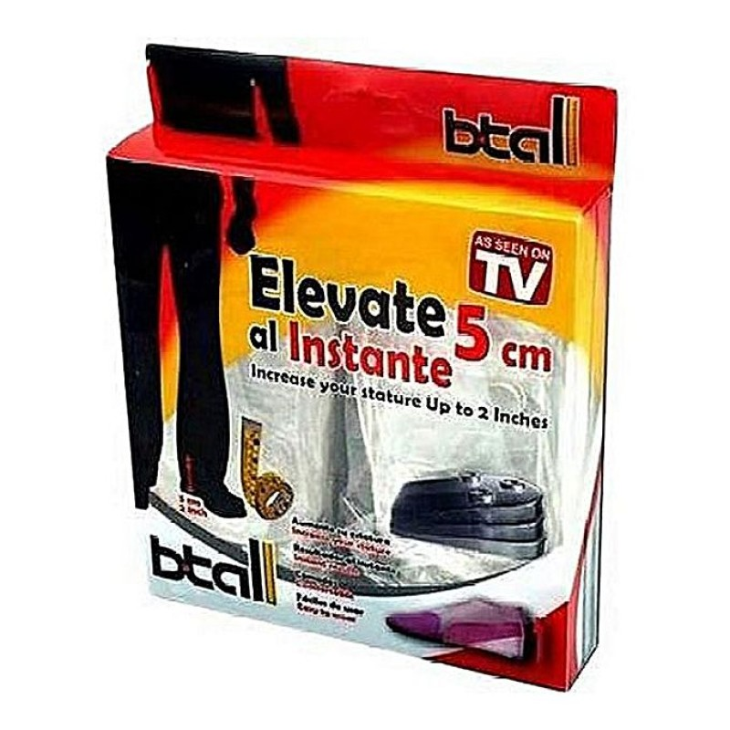 Elevate 5Cm Btall In An Instant 2-Layer Height Increase