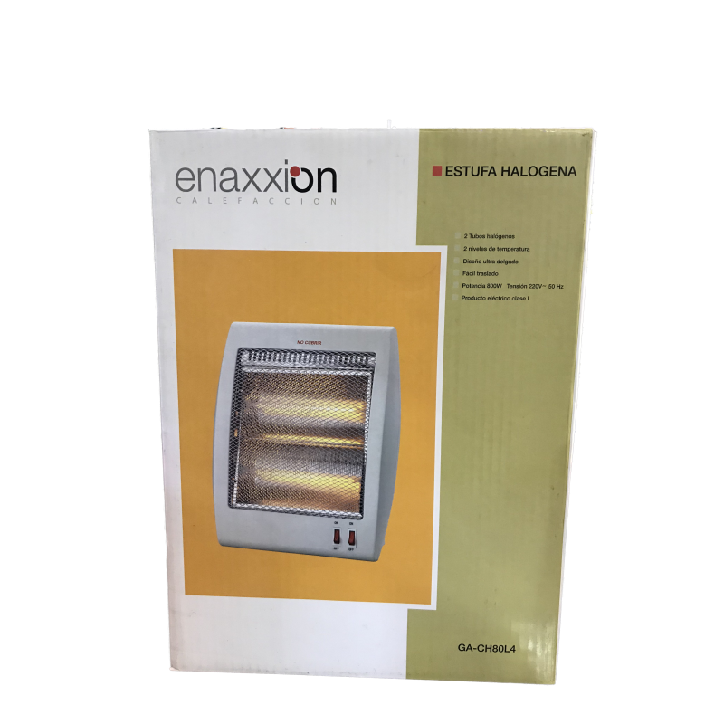 Enaxxion Room Heater | Made In Malaysia