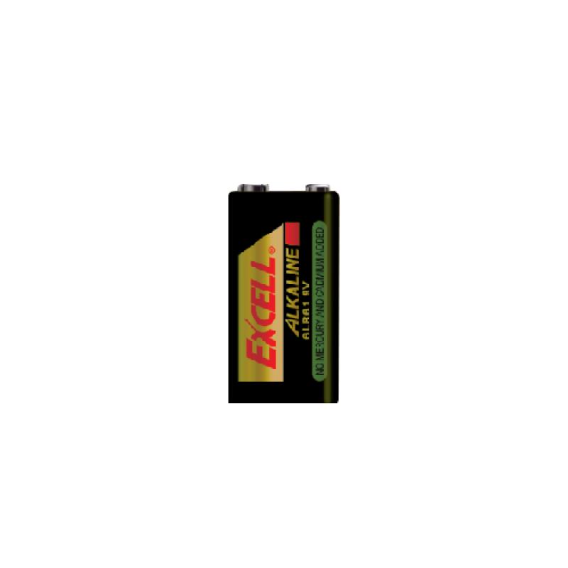 Excell 9V Alkaline Battery