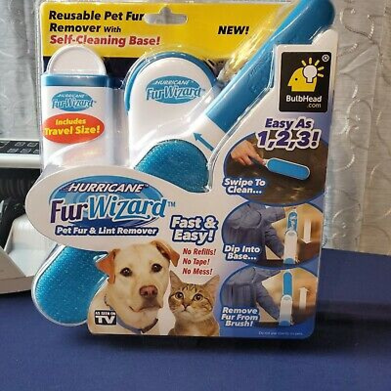 Fur Wizard Pet Hair Remover & Lint Remover