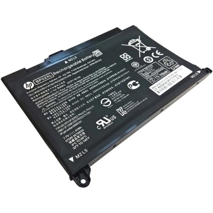 Genuine BP02XL Battery for HP Pavilion 15