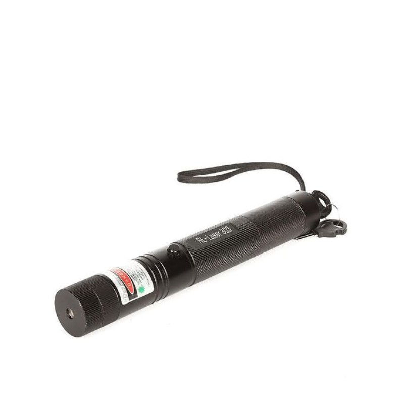 Green Laser Pointer Rechargeable Aluminum