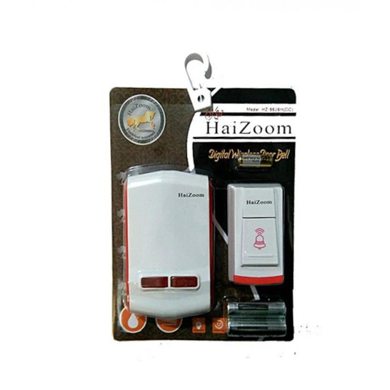 Haizoom Wireless Doorbell with Remote - HZ-9626