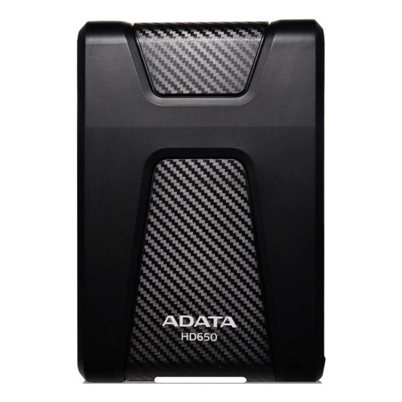 ADATA HD650 1TB Black External Hard Drive AHD650-1TU31-CBK