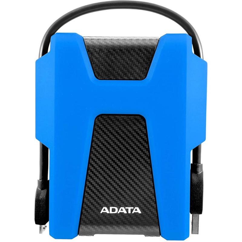 ADATA HD680 2TB Blue External Hard Drive (AHD680-2TU31-CBL)