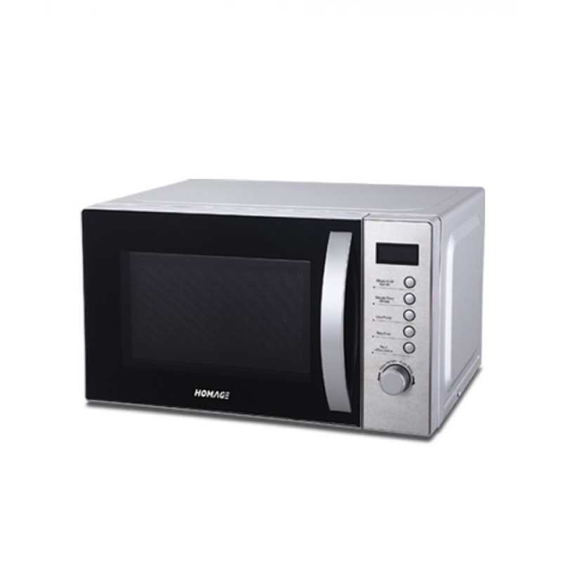 Homage Microwave Oven With Grill (HDG-2014SS)