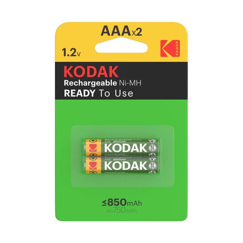 KODAK Rechargeable AAA Ni-MH 850 mAh