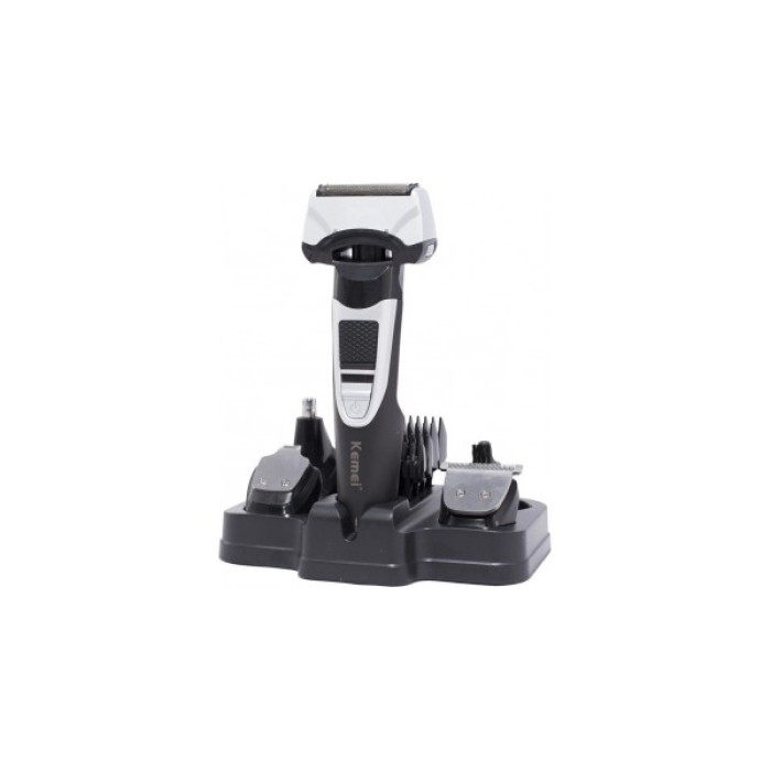 Kemei KM-1833 All in one Rechargeable Trimmer Kit