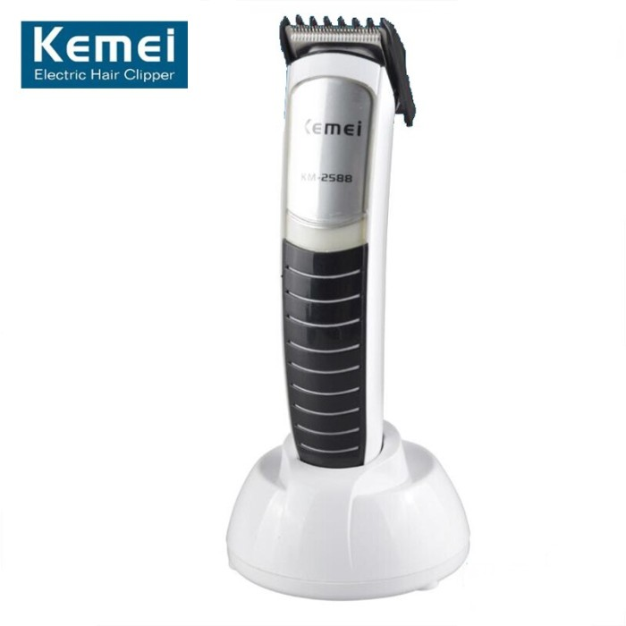 Kemei KM-2588 Rechargeable Hair Electric Shaver