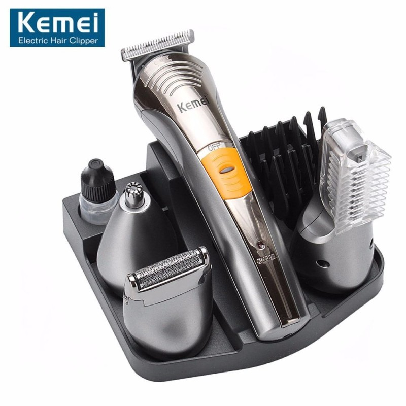 Kemei KM-570 7 in 1 Trimmer Kit for Men