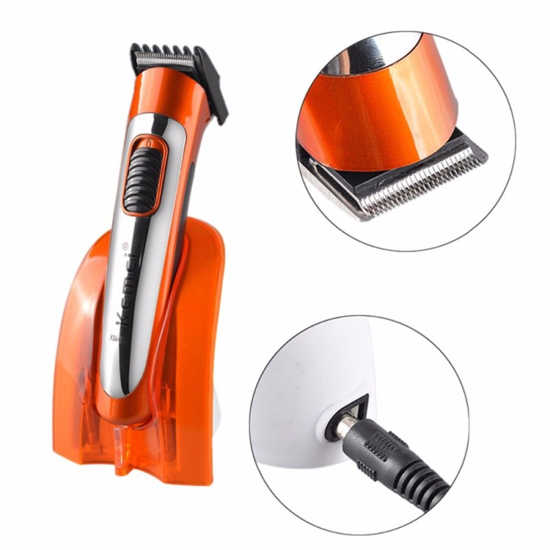 Kemei KM-607A Rechargeable Hair Clipper