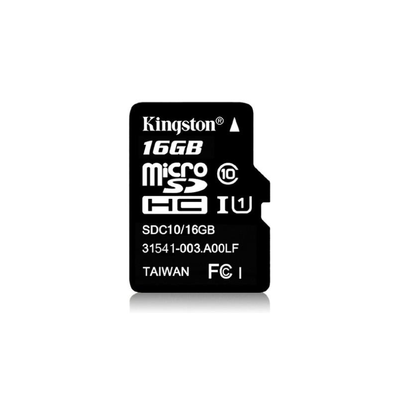 Kingston 16GB MicroSD Card