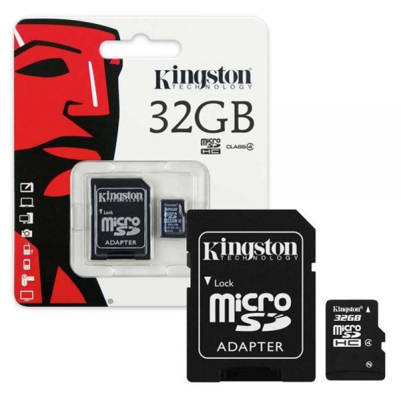 Kingston 32GB Micro SD Card Class 10