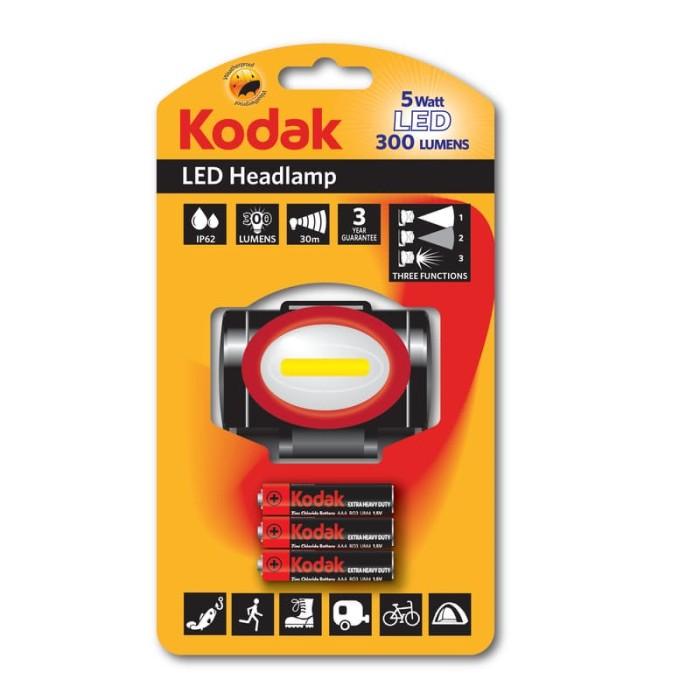 Kodak Led Headlamp 300 Lumens