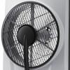 Lever Rechargeable Mist Fan MB-786