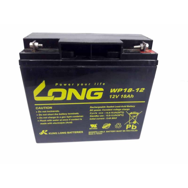 LONG 12V 18A Dry Battery