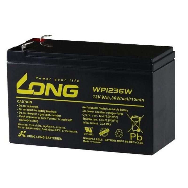 LONG 12V 9A Dry Battery