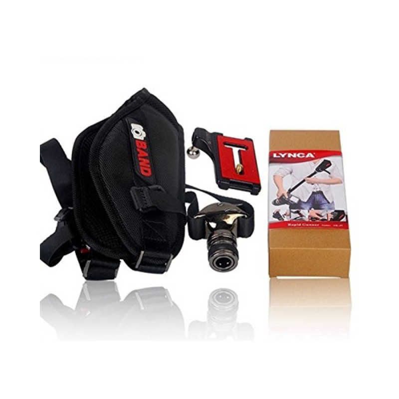 Lynca AK-47 Neck Strap Comfort Release for DSLR SLR Cameras