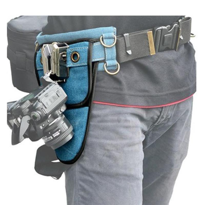 Lynca UDK-11D Quick Belt Portable Kit Belt Strap For DSLR