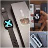 MC72 Pro Smart Watch Black, Pink & Pink