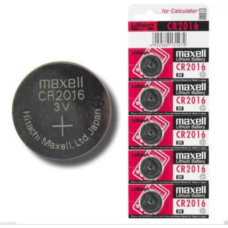 Maxell 3V Lithium Battery CR2016
