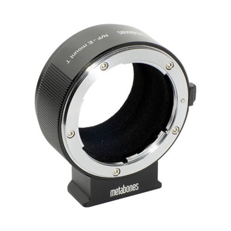 Metabones Nikon F Lens to Sony E-Mount Camera