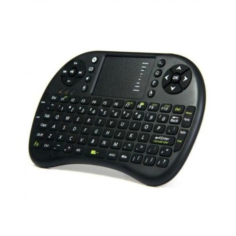 Mini Keyboard i8 Remote Control Touch pad for TV BOX
