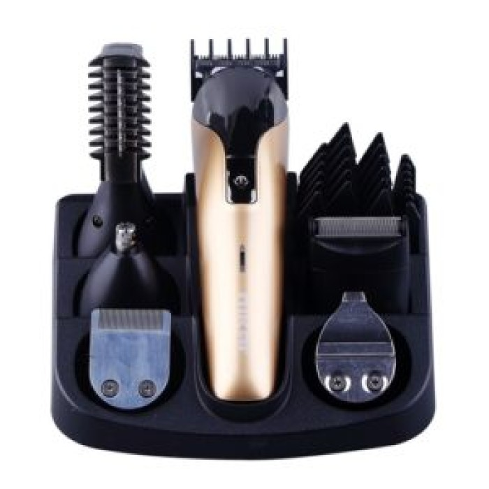 Nikai NK-1711 - All In 1 Rechargeable Hair Trimmer For Men