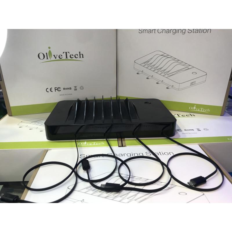 OliveTech Smart Charging Station