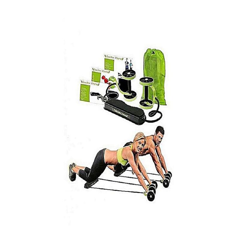 Original Revoflex Extreme Exercise Roller Fitness Equipment