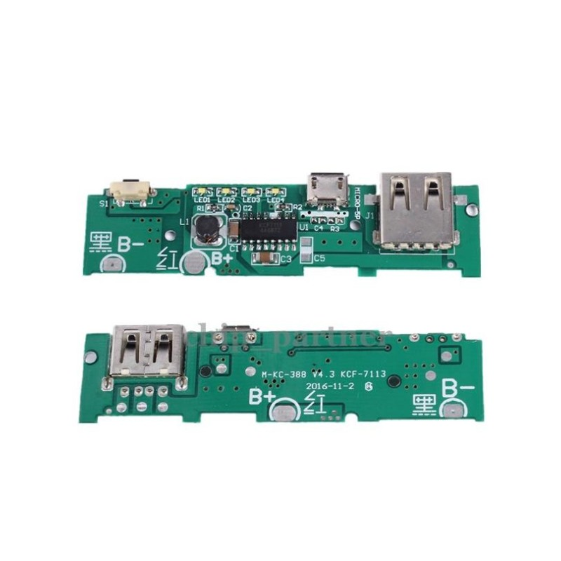 Power Bank Charger Board Charging Circuit Pcb Board Power Supply Module