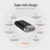 Riversong Phantom 10 Pro 10,000mAh 3.0A Fast Charging Power Bank | Black |