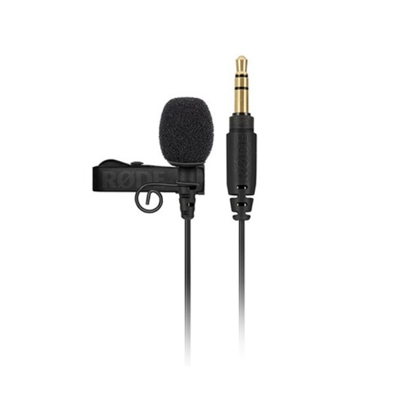 Rode Lavalier GO Omnidirectional Lavalier Microphone for Wire less GO Systems