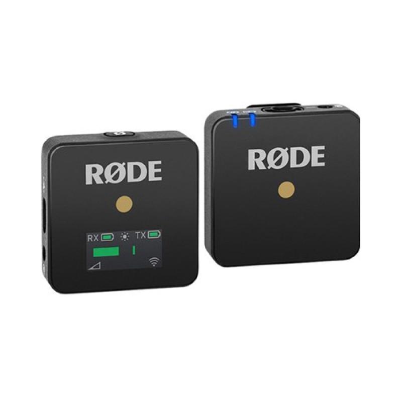Rode Wireless GO Compact Digital Wireless Mic System (2.4 GHz)