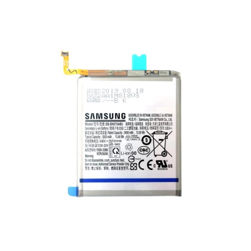 Samsung Galaxy Note 10 Mobile Battery (Original)