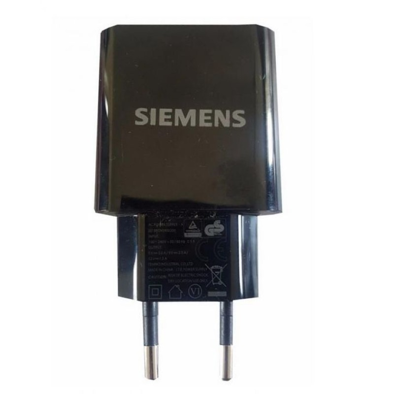 Siemens Quick Charge 3.0 - Black