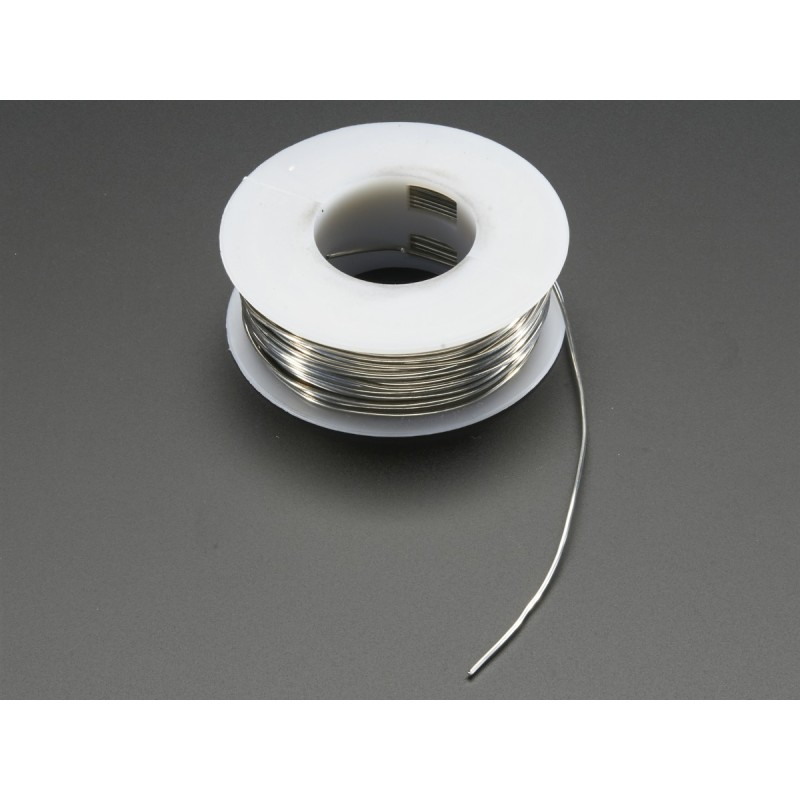 Soldering Wire Roll - Silver