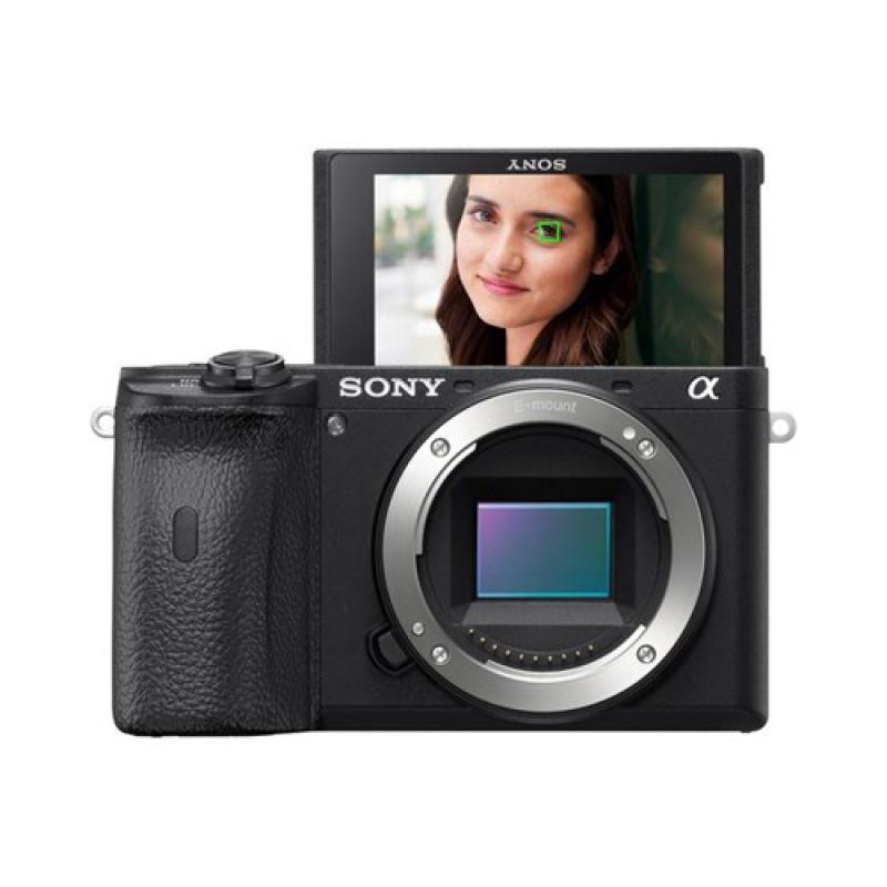 Sony Alpha a6600 Mirrorless Digital Camera Body