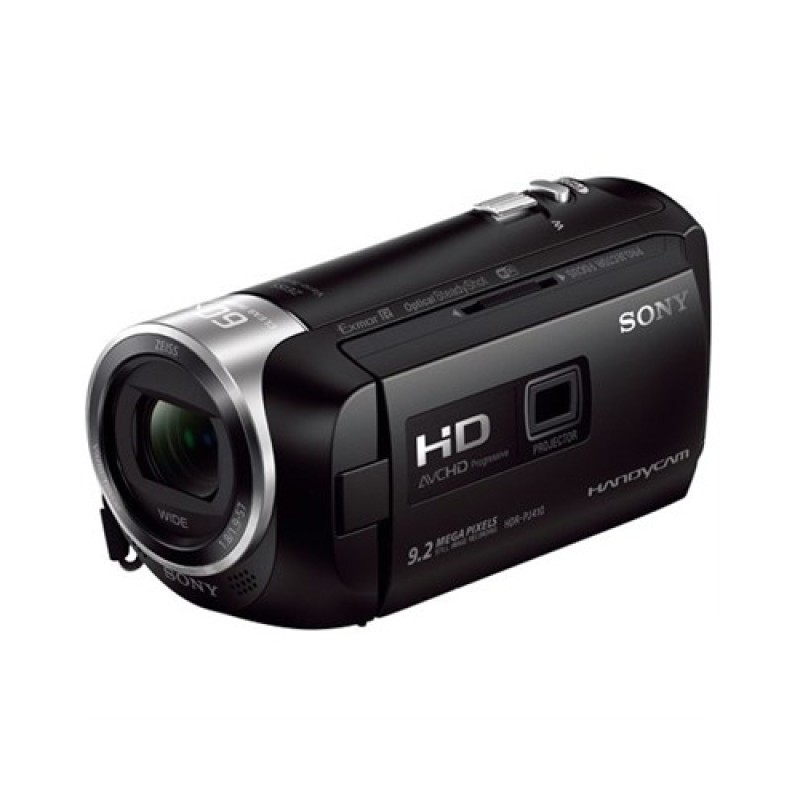 Sony HDR-PJ410 with Built-In Projector