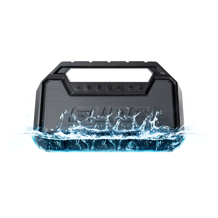 ION Surf TWS Bluetooth Speaker Waterproof