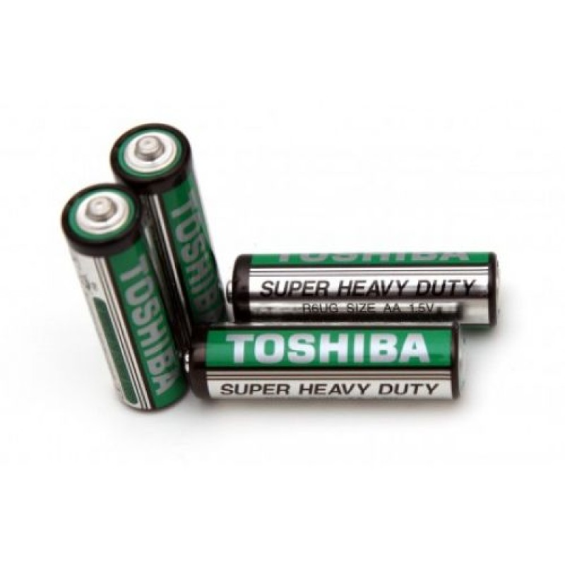 Toshiba AAA Batteries (Pack of 2)