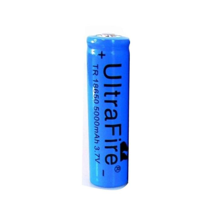 Ultrafire 18650 Battery 3.7V 6000mAh