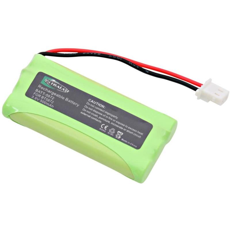 V-Tech BT-5872 Cordless Phone Compatible NiMH Battery - BATT-5872