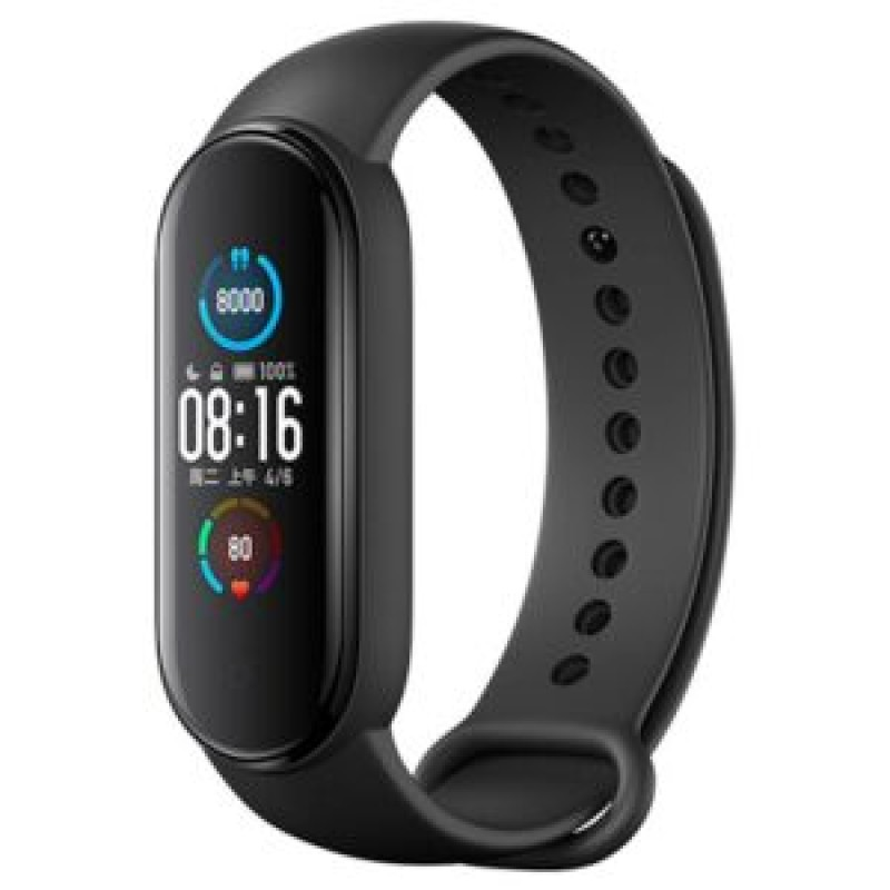 Xiaomi Mi Band 5 Smart Band (English CN) – Black