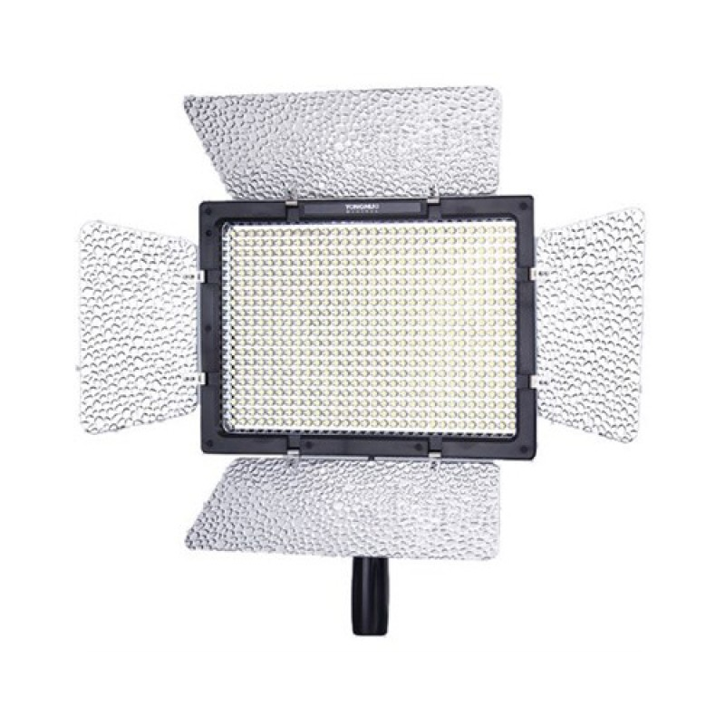 Yongnuo YN600L 600 LED 5500K Color Temperature Adjustable LED Video Light for Canon  Nikon  Sony C