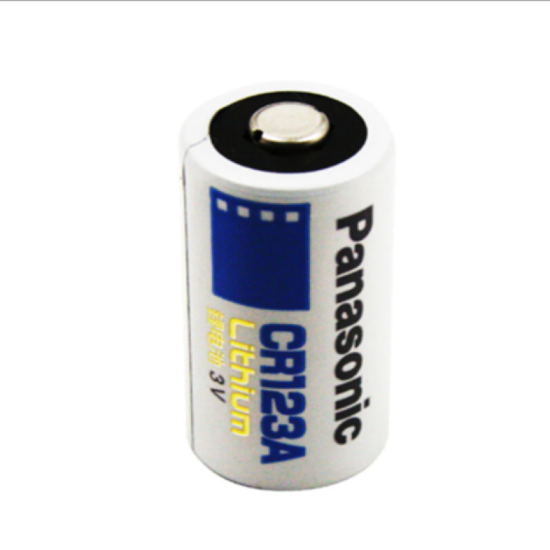 Panasonic CR123A 3V Lithium Battery Made in USA