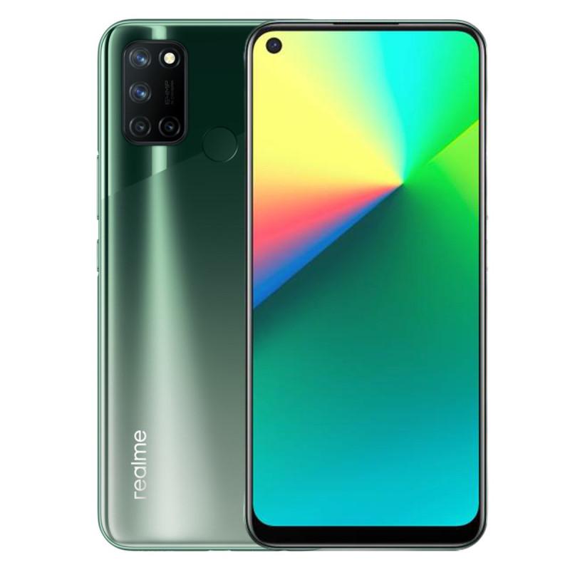 Realme 7i (4G 8GB 128GB Aurora Green) With Official Warranty