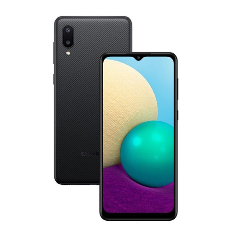 Samsung Galaxy A02 (4G 3GB 32GB Black) With Official Warranty