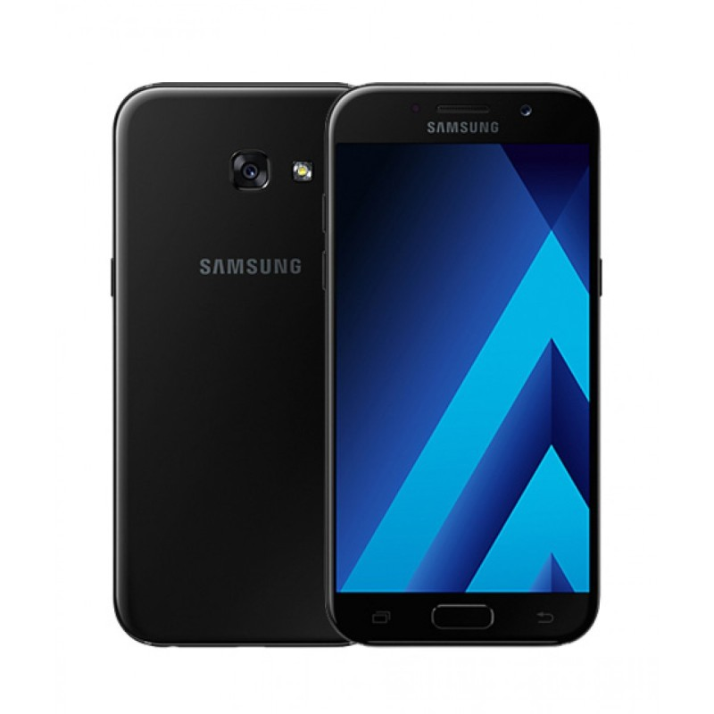 Samsung Galaxy A5 (2017) (4G, 32GB, Black Sky) - PTA Approved